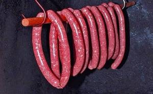 Heuberger Wildsalami