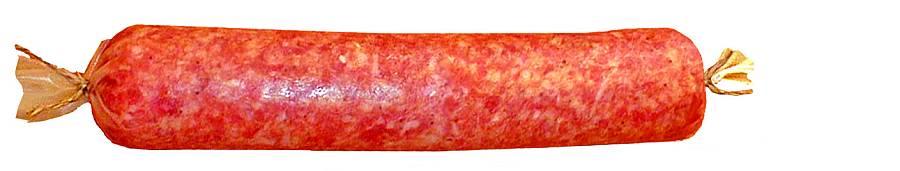 Wildschwein Salami selber machen
