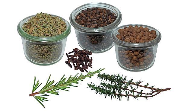 Mit Gewürzen kann man die Fettoxidation verringern.