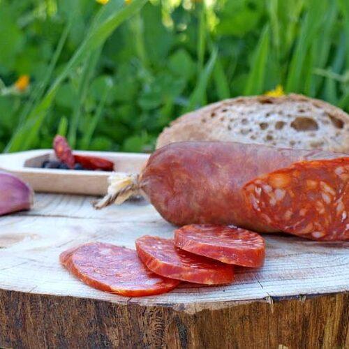 Ungarische Salami Rezept